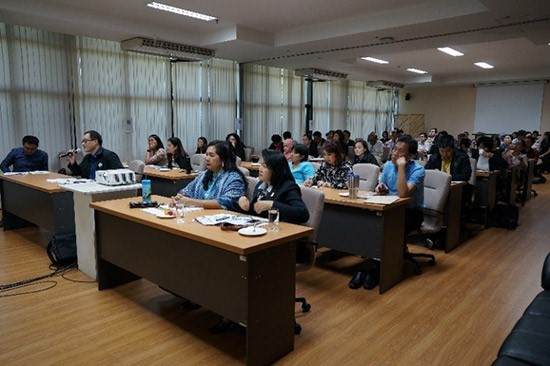 Seminar on Japan's Climate Change Adaptation Act and Actions at DEQP, Thailand